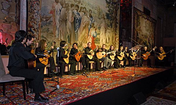 Gala COE musicians